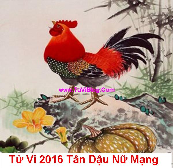 Xem Tu Vi 2016 Tan Dau Nu Mang