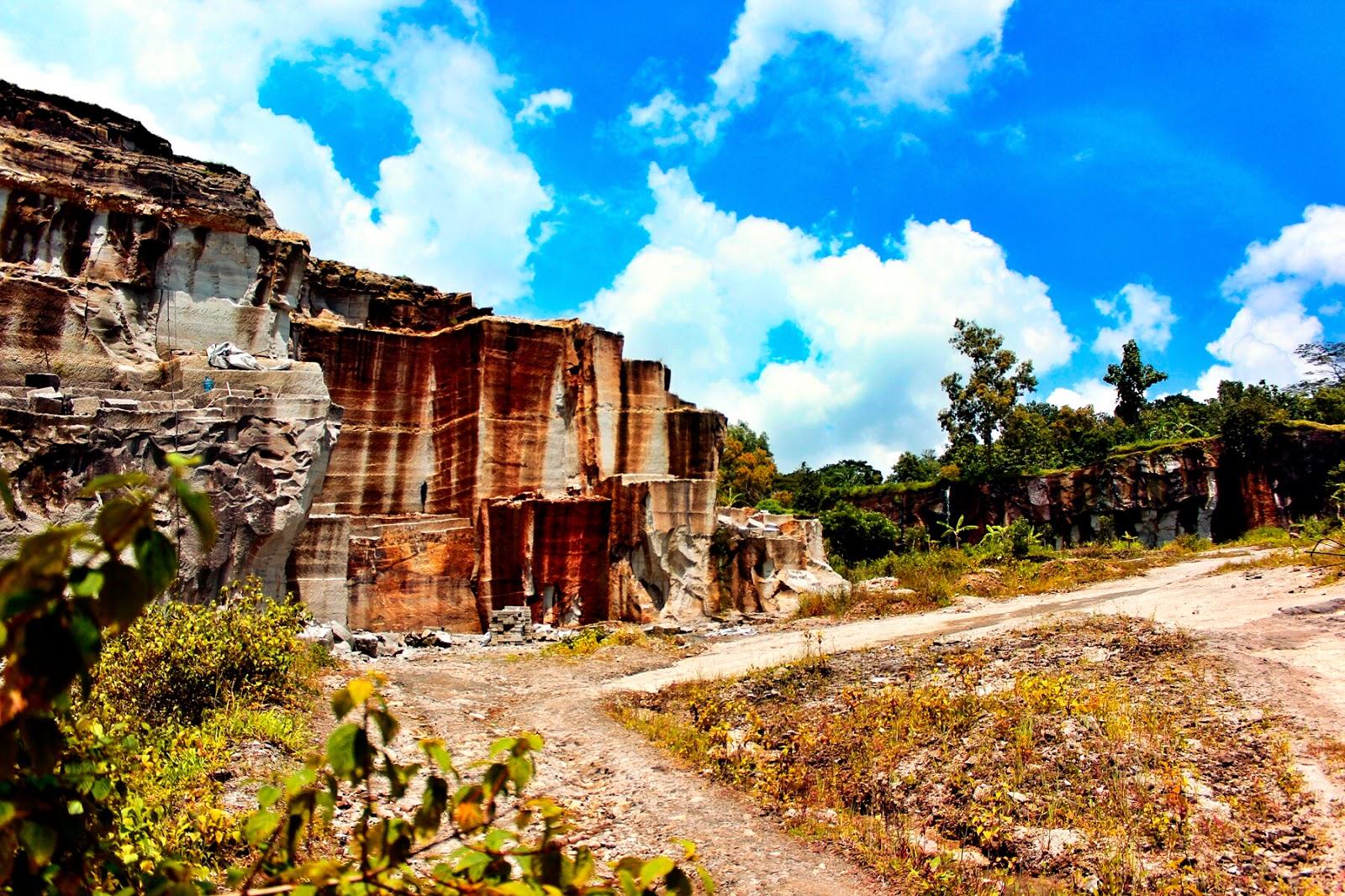 Tempat Tempat Wisata Daerah Yogyakarta Dan Sekitarnya Tebing Breksi Yogyakarta