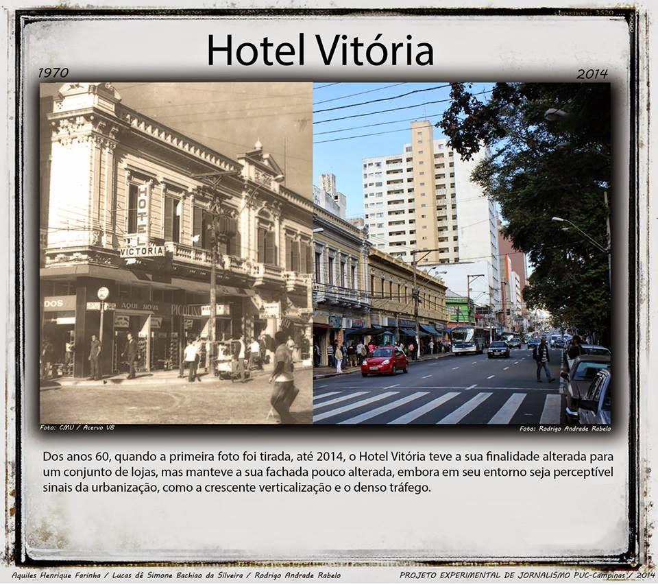 antigo Hotel Vitória - Campinas