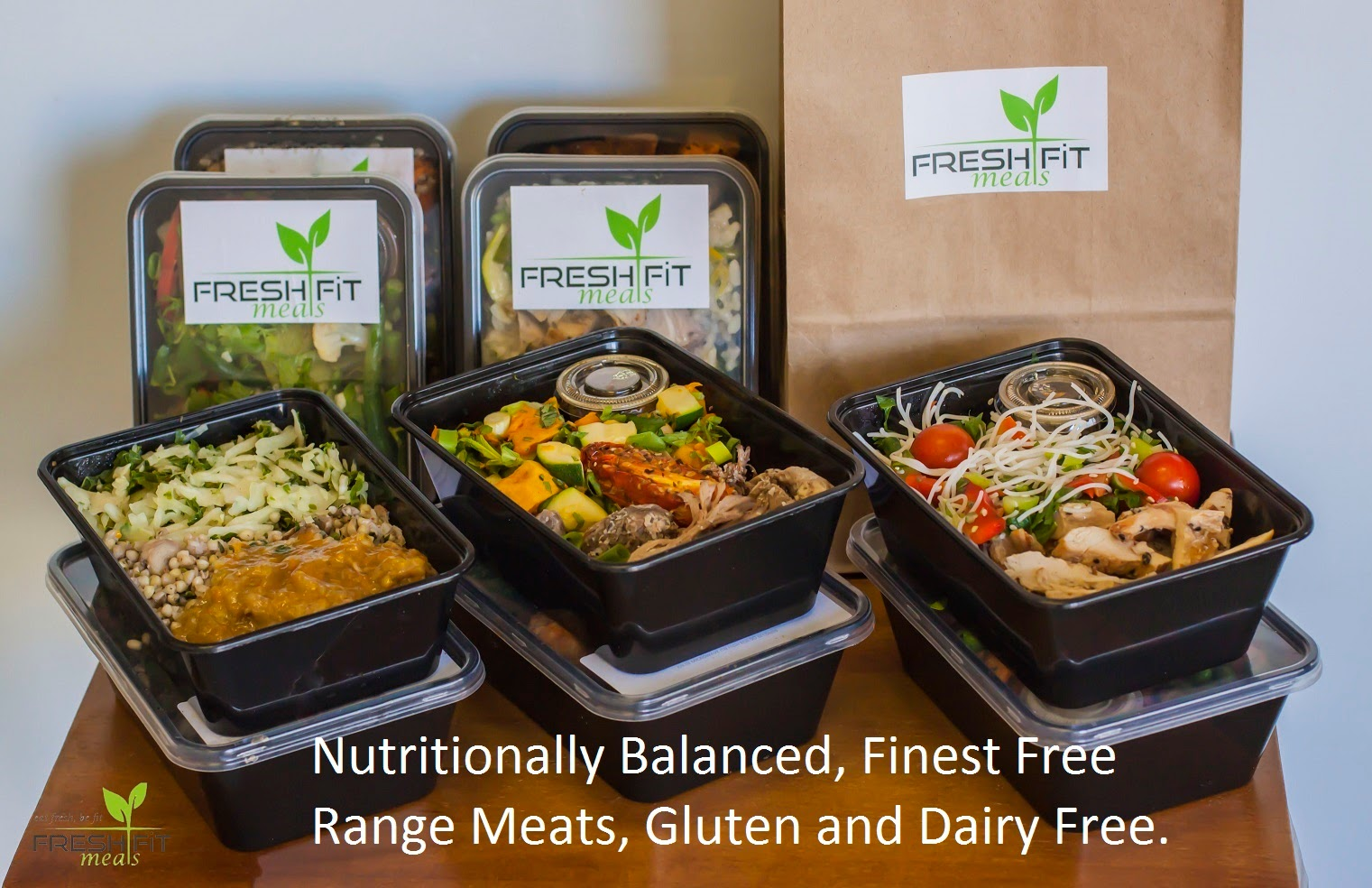 Fresh fit foods best food 2017 for Order food to go