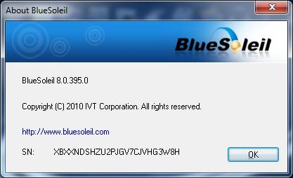 bluesoleil 8 full version free download