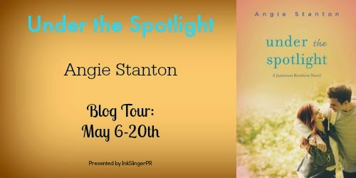 #Tour: Under The Spotlight by Angie Stanton