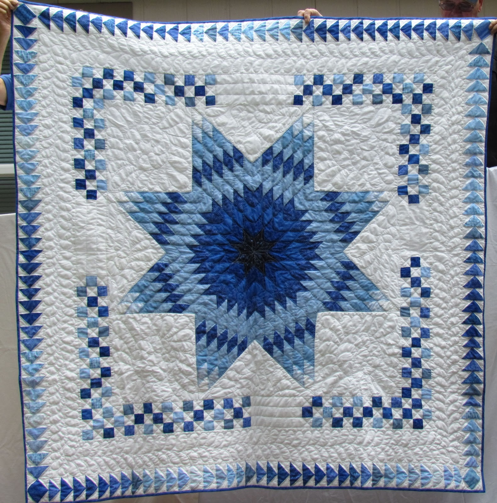 pieceful afternoon  lone star quilts