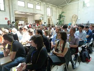 Coworking People en Coworking Spain Conference