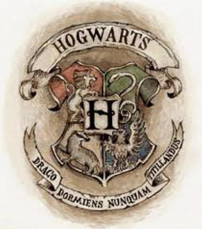 Welcome to hogwarts correspondence school a harry potter - Gryffindor crest high resolution ...