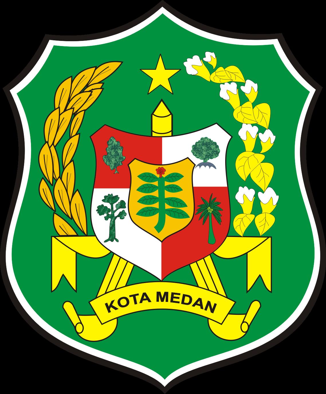 Membongkar Arti Logo Kota Medan Cerita Medan