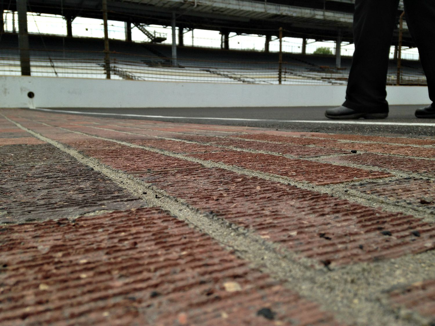 The yard of bricks at indianapolis motor speedway kiss my for All brick