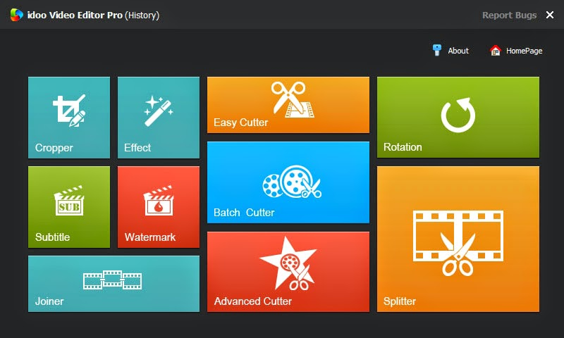 idoo Video Editor Pro 3.5 Full Patch