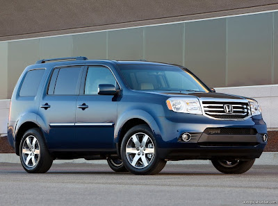honda pilot 2012 new car price specification review. Black Bedroom Furniture Sets. Home Design Ideas
