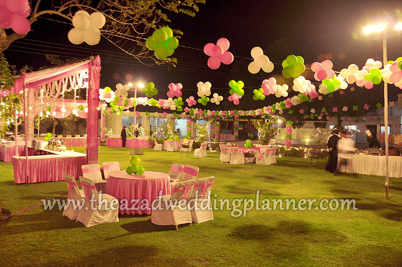 Outdoor Birthday Party Decorations Decoration And