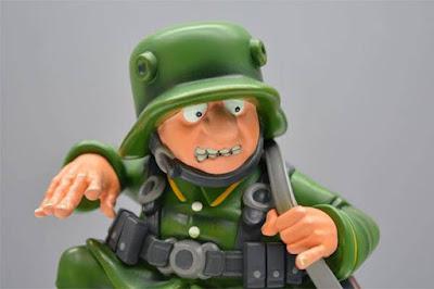 Sturmtruppen aggiornamento dalla Infinite Statue