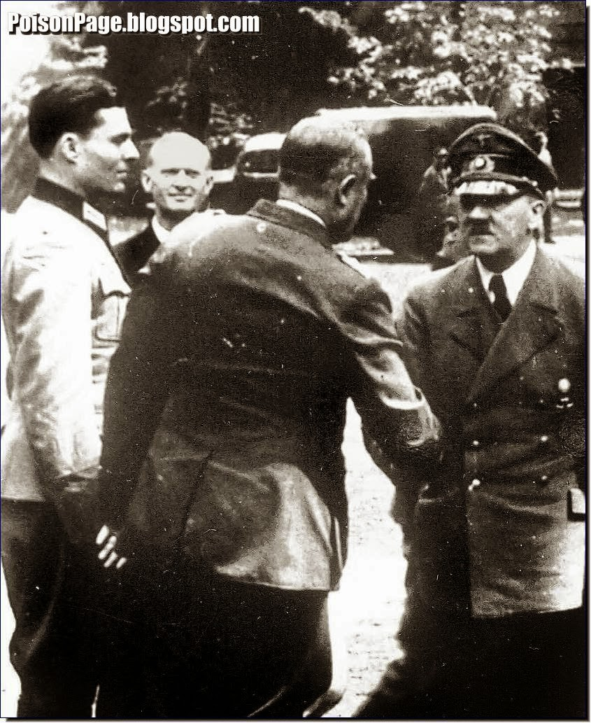 """the man who almost killed hitler Why did adolf hitler kill some many jews for  """"hitler's father was a very abusive man and  a better life so that is why he killed almost all of."""