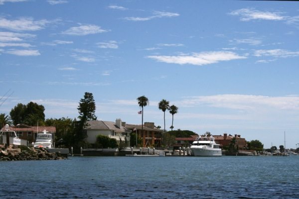 Newport Beach Harbour Orange County
