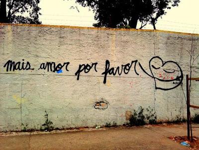 Não Existe Amor Em Sp - Mais amor por favor