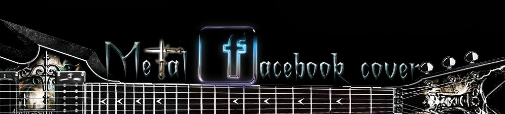 Metal Facebook Cover