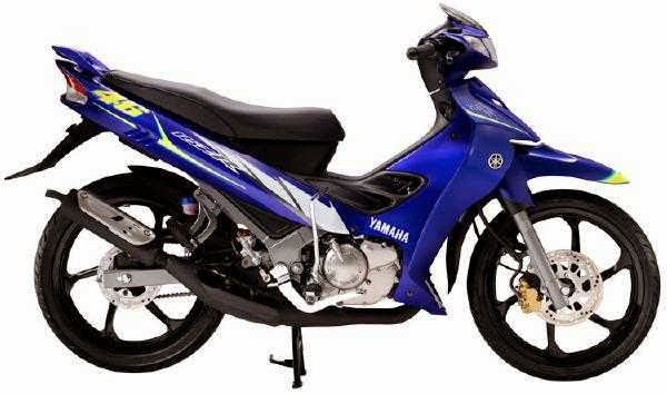 Yamaha 125ZR pictures