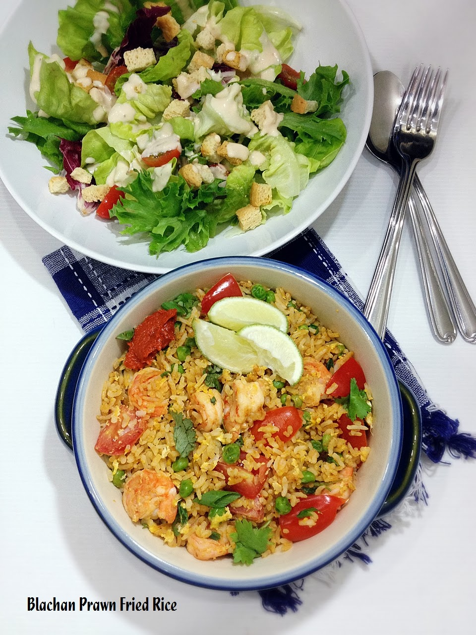 Cuisine paradise singapore food blog recipes reviews and travel spicy prawn fried rice forumfinder Choice Image
