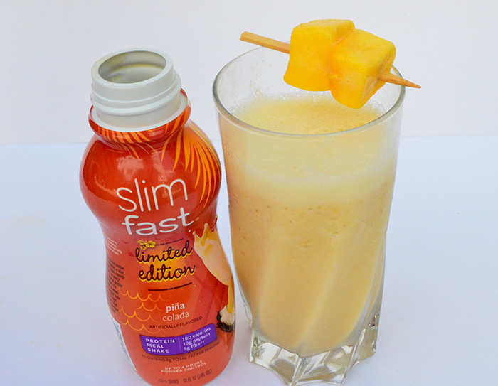 slimfast smoothie recipe