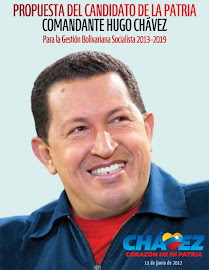 Propuesta del Candidato de la Patria Comandante Hugo Chvez para la Gestin 2013-2019