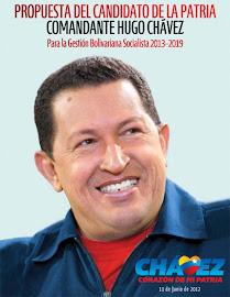 Propuesta del Candidato de la Patria Comandante Hugo Chávez para la Gestión 2013-2019