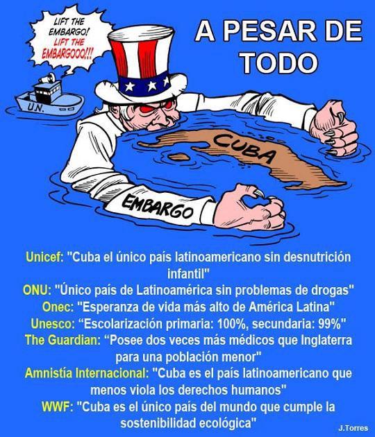 Algunos ejemplos actuales del bloqueo norteamericano a Cuba -  Cuba vs Bloqueo economico, comercial y financiero 59473_425984514118112_2104967667_n