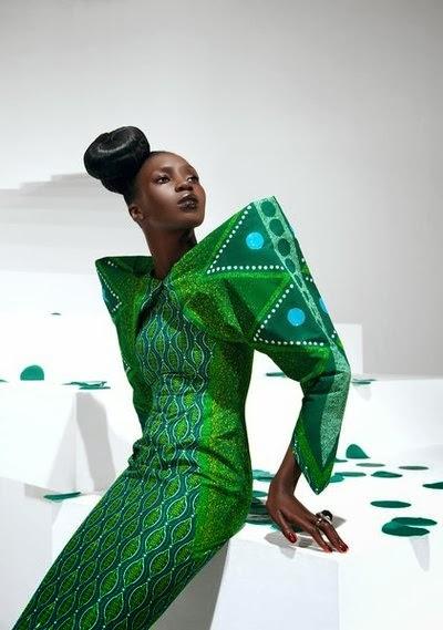 Nigerian fashions