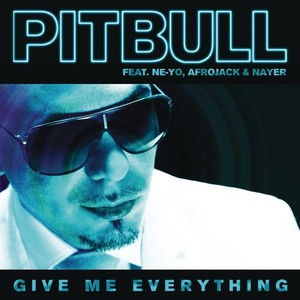 PITBULL Nayer Ne yo Afrojack Give Me Everything Tonight withBG300x300 Pitbull   Give Me Everything (All 9 Remixes)