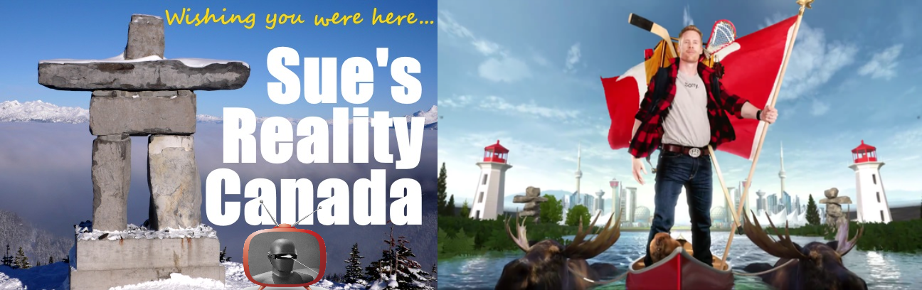 Sue's Reality Canada