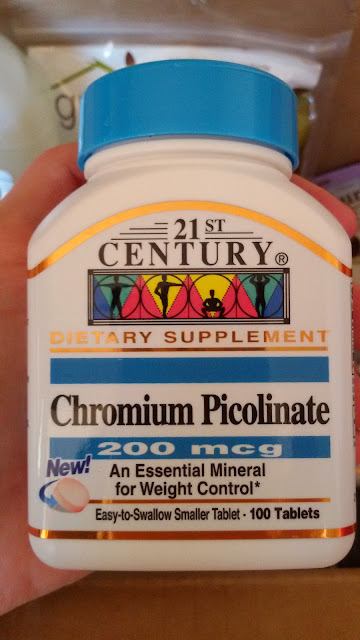 21st Century Chromium Picolinate