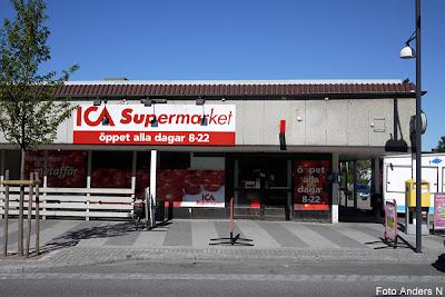 ica, butik, affär, älvängen, ica supermarket, ale kommun, västergörland