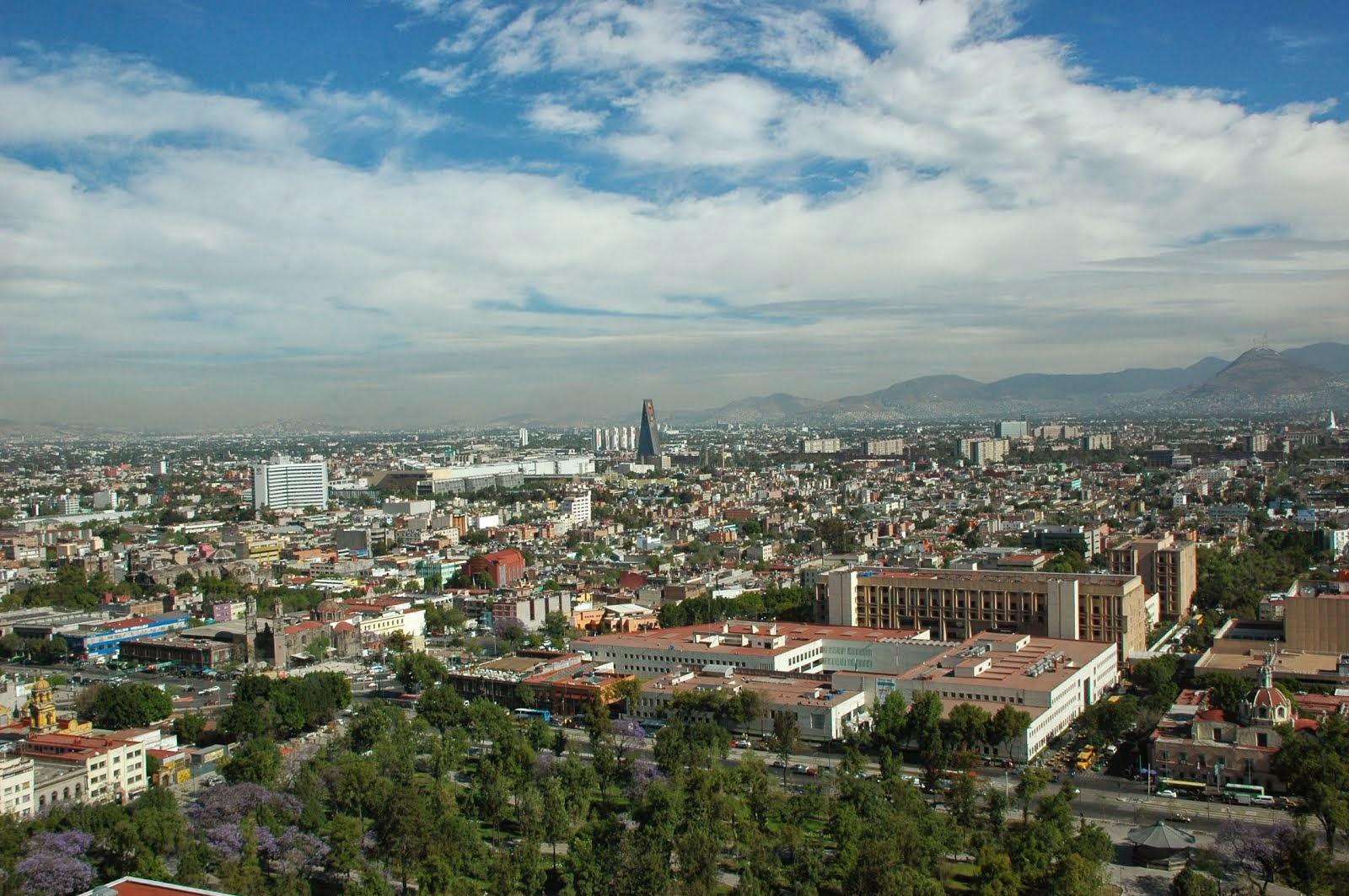 Grandiosa ciudad de México