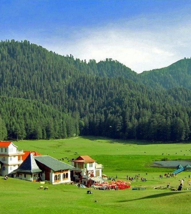 Shimla, Himachal Pradesh, India.