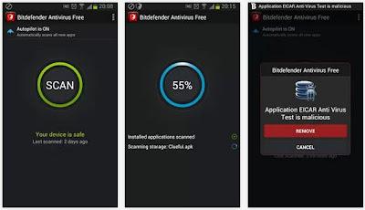 Bitdefender Antivirus Android 1.1.177