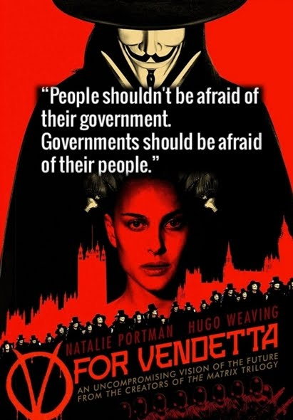 Click for Vendetta and 1984 Quotes