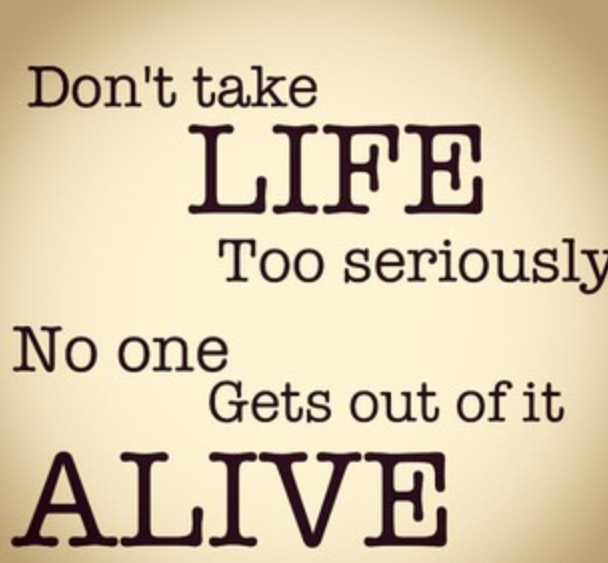 Serious Life Quotes Brilliant Funny Life Serious Quote Image  The Best Collection Of Quotes