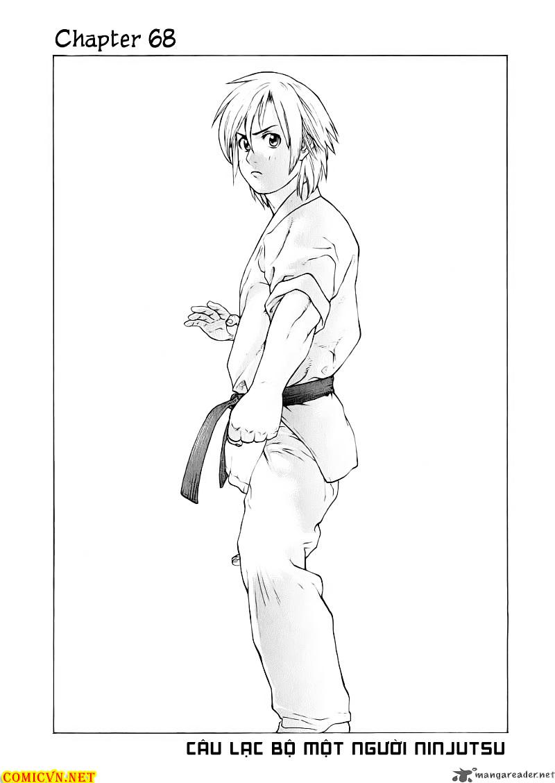 Karate Shoukoushi Kohinata Minoru chap 68 Trang 2