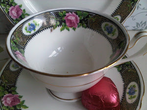 Shelley tea cup