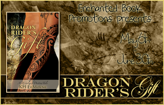 ~~Blog Tour~~Dragon Rider's Gift