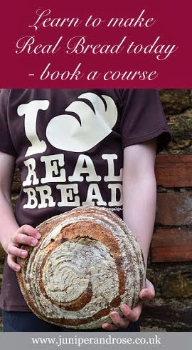 learn to make sourdough bread