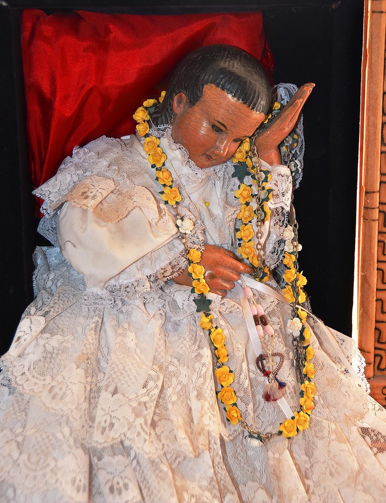 Santo Nino chapel, Santa Nino de Atocha, Santuario de Chimayo, Chimayo chapel, Santo Nino Chimayo, Chimayo