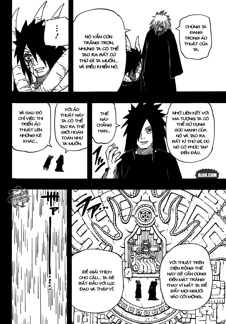 Naruto chap 606 Trang 11 - Mangak.info