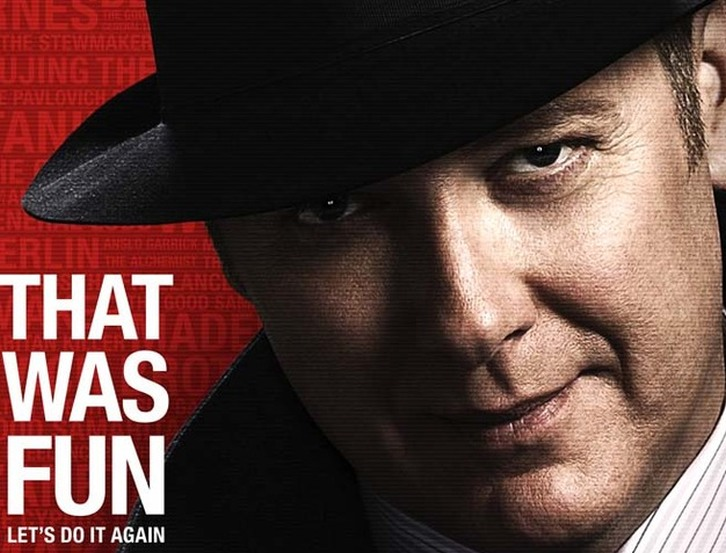 The Blacklist - Comic-Con Poster
