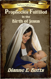 book explores 35 prophecies fulfilled in the birth of Jesus Christ