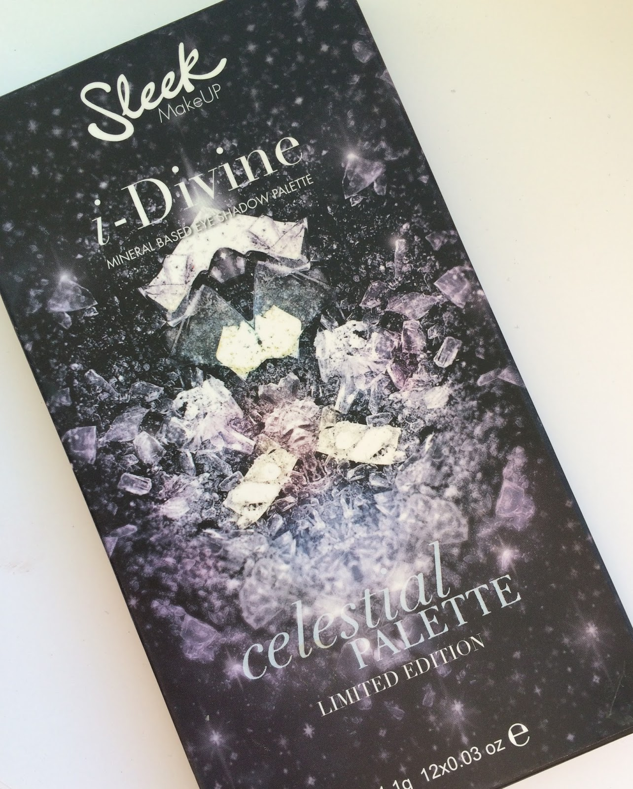 Sleek Celestial Palette Limited Edition Eyeshadow