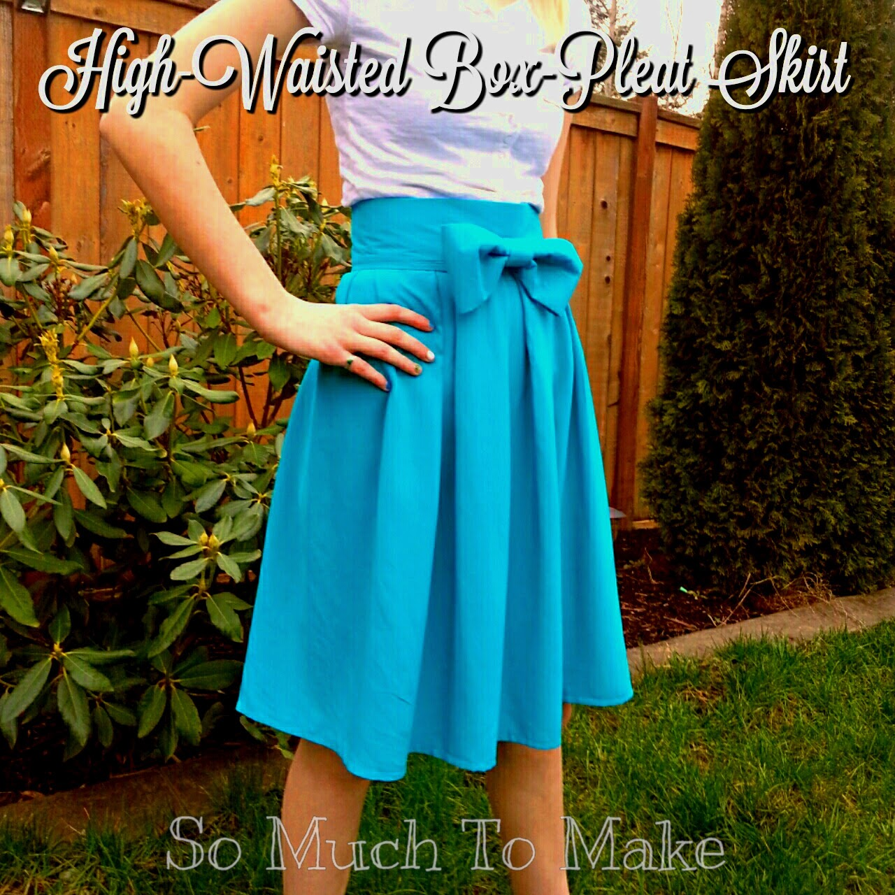 How to pleated box wear skirts rare photo