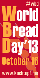 World Bread Baking Day