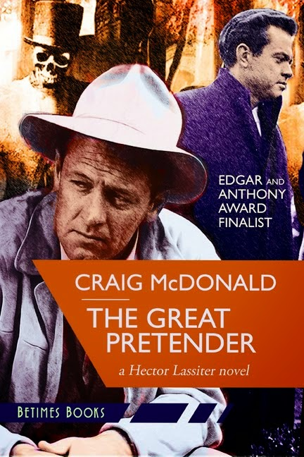 THE GREAT PRETENDER (HECTOR LASSITER SERIES #4)