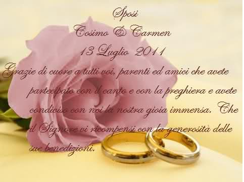 Guida al matrimonio il libretto messa - Ringraziamento tacchino al colore ...