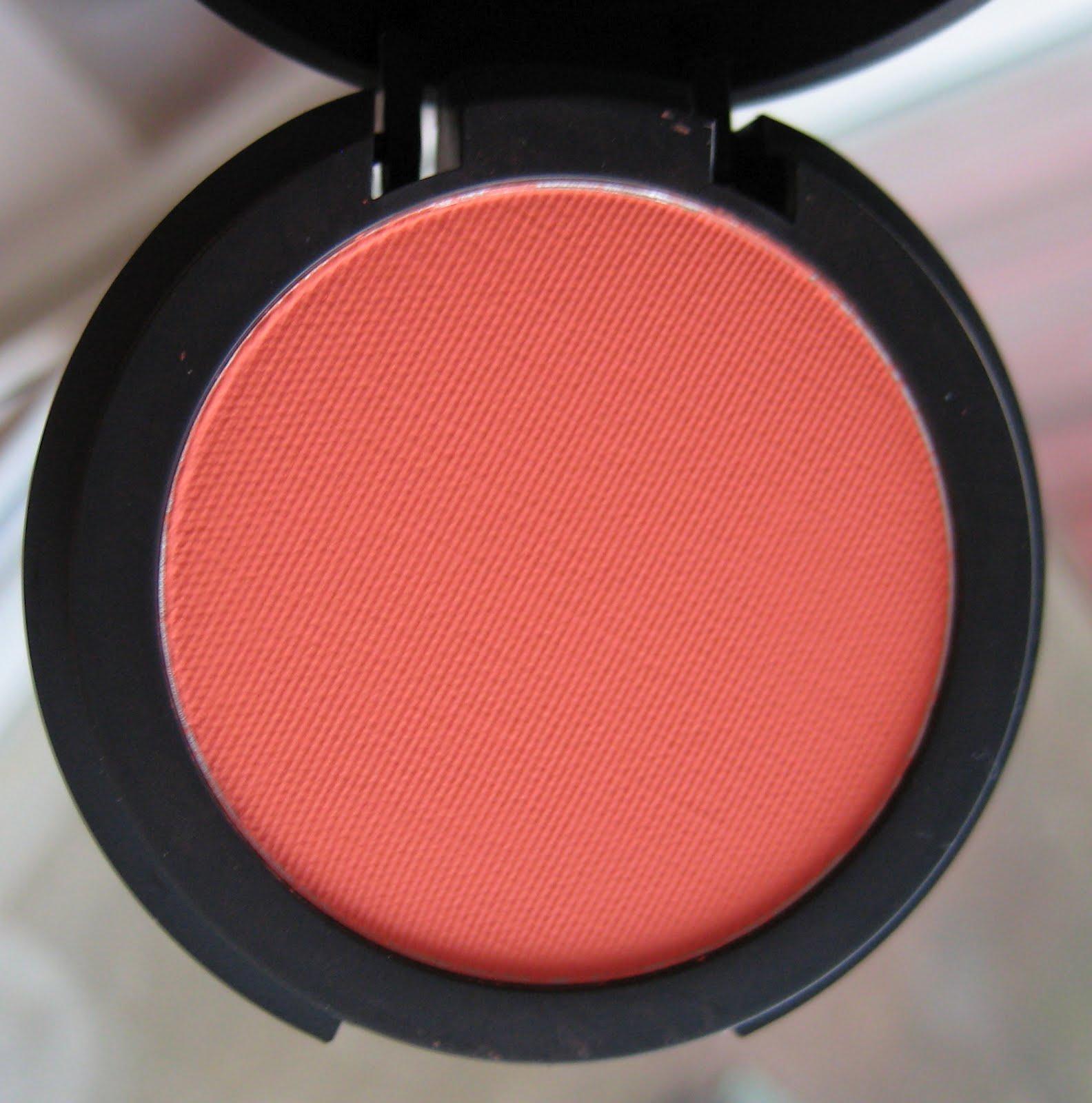 Past, Present, Future: Make Up Store Blush Apricot Sorbet