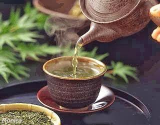 Chá de Amora Emagrece